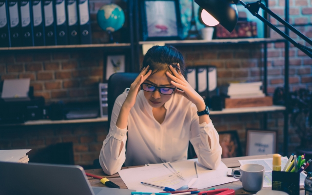 How to Reduce Stress in the Sales Workplace