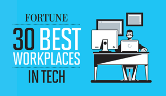 30 Best Workplaces in Technology