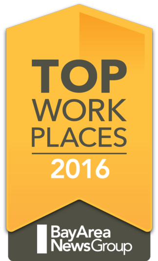 Bay Area Top Workplace 2016