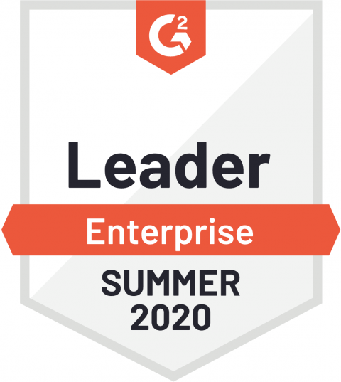 G2 Badge - Enterprise Leader
