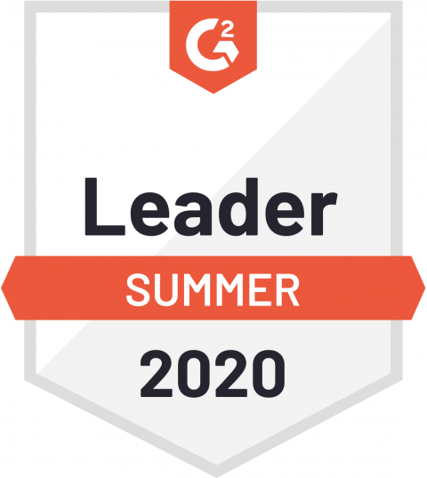G2 Badge - Summer Leader