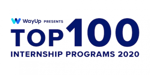 Top 100 Internships Program 2020