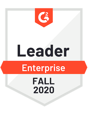 G2 Badge Enterprise Fall 2020