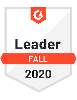 G2 Badge - Fall Leader